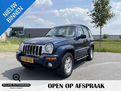 tweedehands Jeep Cherokee 2.8 CRD Sport Plus HR ✅ Grijs kenteken ✅ APK
