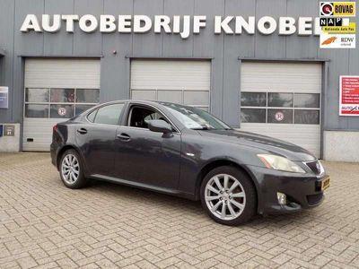 tweedehands Lexus IS220d Business, NL AUTO, NAP