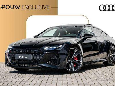 tweedehands Audi RS7 4.0 V8 TFSI 600pk +Keramiek+Pano+Sportuitlaat+Dyna