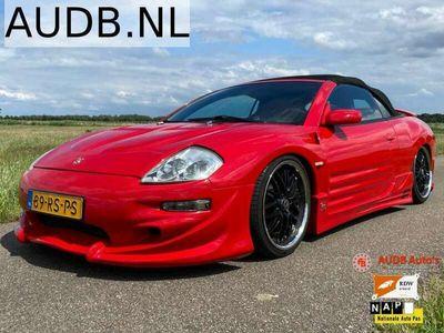 tweedehands Mitsubishi Eclipse Spyder GT-R 3.0 V6 *UNIEK*