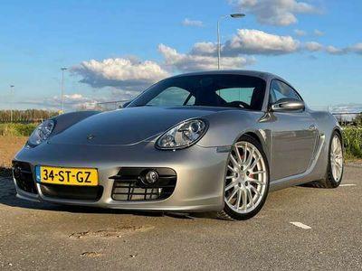 tweedehands Porsche Cayman S 3.4 Handgeschakeld, Origineel nederlands