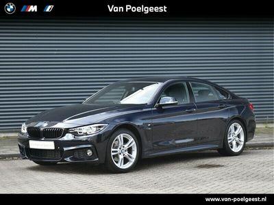tweedehands BMW 420 4 Serie Gran Coupé i High Executive M-Sport/18inch/HIFI/Sportautomaat