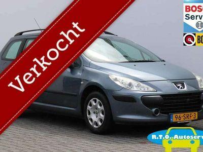 tweedehands Peugeot 307 Break 1.4-16V XR AIRCO NETTE AUTO !!