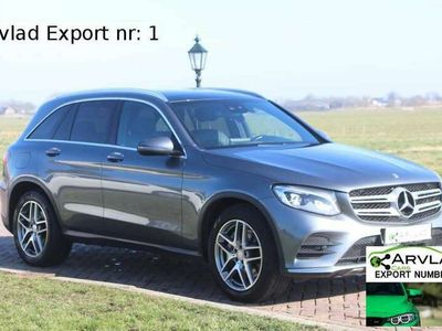 tweedehands Mercedes 220 GLC 20999 *NETTO**4WD*AMG**PANO**d 4MATIC 201