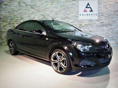 tweedehands Opel Astra Cabriolet TwinTop 1.6 Enjoy (NAP, Trekhaak, Aico, 18'')