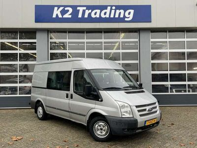 tweedehands Ford Transit 300M 2.2 TDCI L2H2 Dubbele cabine Airco