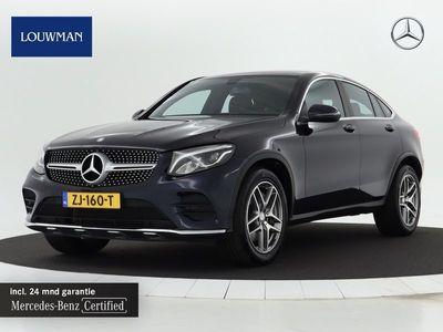 tweedehands Mercedes 250 GLC-KLASSE Coupé4MATIC | Navigatie | Climate controle | Achteruitrijcamera | Cruise control enz. Inclusief 24 MB Premium Certified garantie voor Europa.