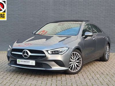 tweedehands Mercedes CLA200 Premium plus | Panoramadak | Memory seats | Lane a