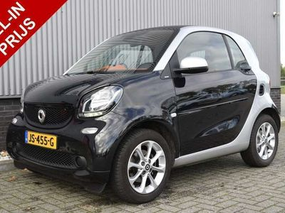 tweedehands Smart ForTwo Coupé 1.0 Joy Edition climate control, bluetooth tel,