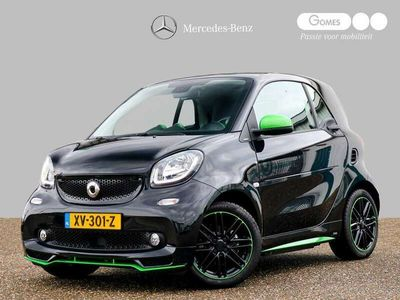 tweedehands Smart ForTwo Electric Drive Green Flas Edition Brabus | Panoram