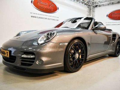 tweedehands Porsche 997 Type 2 turbo 606 PK 2010 - ONLINE AUCTION