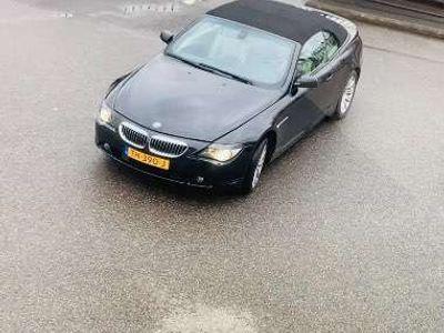 tweedehands BMW 630 Cabriolet
