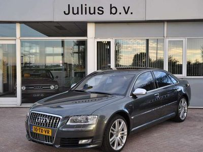 tweedehands Audi S8 plus 5.2 proline 450pk,Keramic, B&O, yougtimer,
