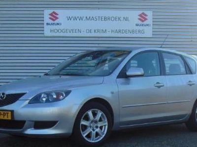 tweedehands Mazda 3 Sport 1.6 Touring I Airco I LM Velgen I Trekhaak I Staat in Hoogeveen