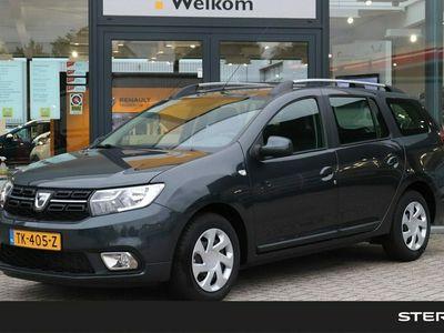 tweedehands Dacia Logan 0.9 Tce 90pk Easy-R Lauréate | Trekhaak |Parkeersensoren