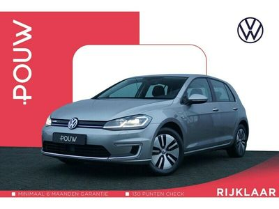 tweedehands VW e-Golf 136pk AUT 25.289- Incl. BTW + Discover Pro Navigatie + LED Koplampen