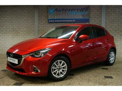 tweedehands Mazda 2 1.5 Skyactiv-G Dynamic+, Led, Navi, Cruise, Airco.