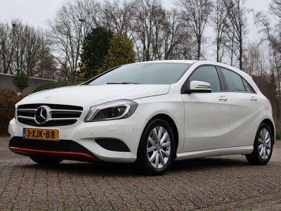 tweedehands Mercedes A180 BlueEFFICIENCY 122pk Ambition