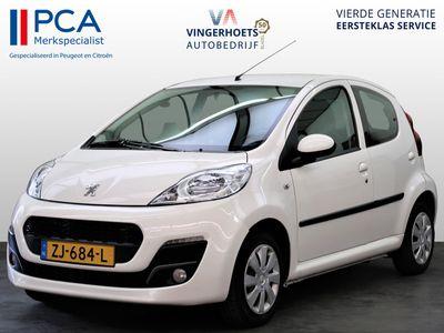 tweedehands Peugeot 107 1.0 Active * 5-deurs *** Super zuinig *** 6 Maanden Bovag Garantie * Vingerhoets; Vierde generatie eersteklas service ! + 1.100 klantenreviews, 98% aanbeveling !