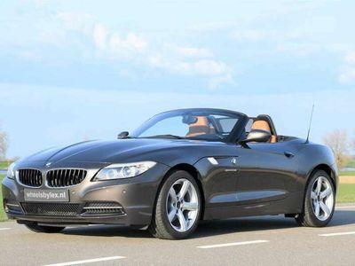 tweedehands BMW Z4 S-Drive 2.3i in Havanna Metallic, zeer veel opties
