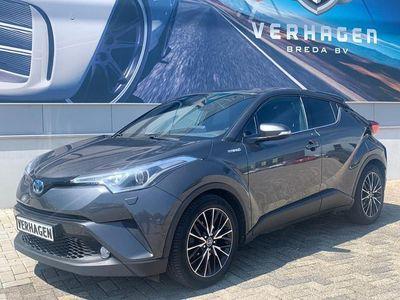 tweedehands Toyota C-HR 1.8 Hybrid Executive | NAVI | LEDER | JBL