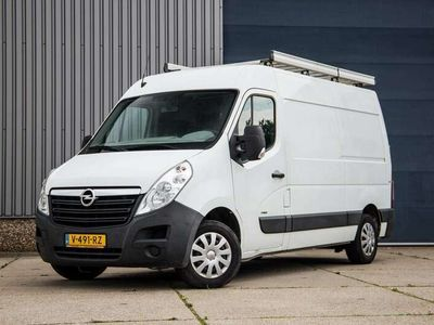 tweedehands Opel Movano 2.3 CDTI L2H2 NEW KOPPELING!! AIRCO CRUISE CONTROL