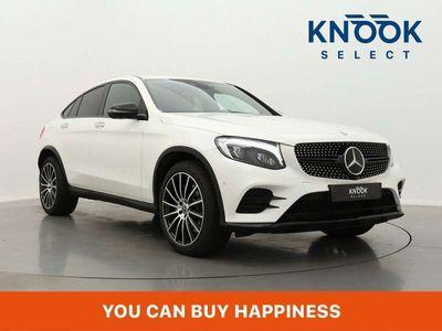 tweedehands Mercedes GLC250 Coupé AMG Night 4MATIC | Schuifdak | Burmester | H