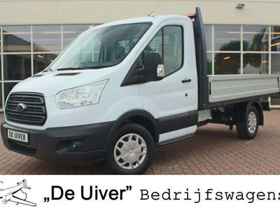 tweedehands Ford Transit 350 2.0 TDCI L2H1 Trend 131 Pk Pick Up / Open Laad