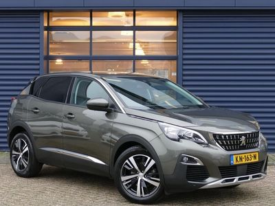 tweedehands Peugeot 3008 1.6 BlueHDI 120pk EAT Blue Lease Premium | Navi |