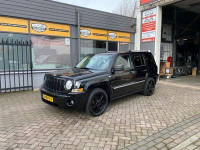 tweedehands Jeep Patriot 2.4 Limited Edition 4X4/Trekhaak/Leer/LMvelgen