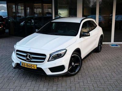 tweedehands Mercedes GLA180 AMG pakket / Org. NL! / Nw. staat
