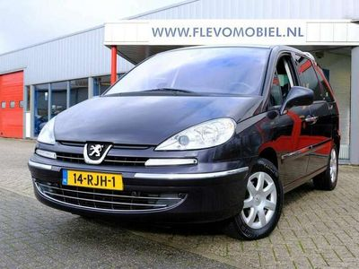 tweedehands Peugeot 807 2.0 HDiF Blue Lease 7-pers. Xenon|Leder|Clima|Navi