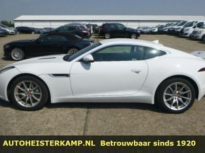 tweedehands Jaguar F-Type 2.0T Coupe 300 PK Camera Navi