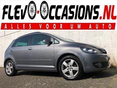 tweedehands VW Golf Plus 1.6 TDI Highline BlueMotion Automaat DSG APK Airco Cruise Elektrische Pakket