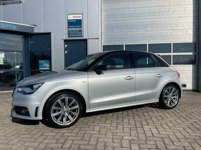 tweedehands Audi A1 Sportback 1.2 TFSI S-Line Admired 5 deurs