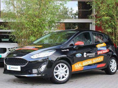 tweedehands Ford Fiesta FiestaConnected 1.0 EcoBoost 6-bak 70 kW / 95 pk