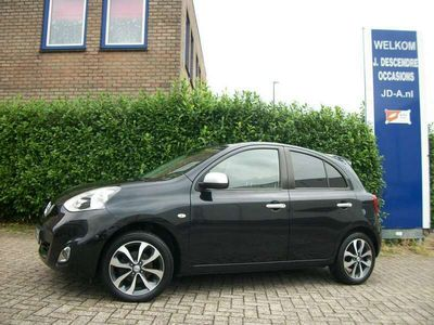 tweedehands Nissan Micra 1.2 Connect Edition N-TEC Climate C, Cruise C, Nav
