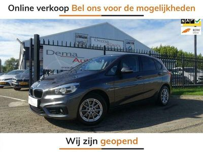 tweedehands BMW 220 2-SERIE Active Tourer i SPORT AUT/NAVI/ECC/PDC/KEY-LESS