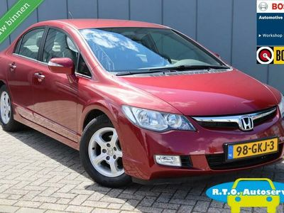 tweedehands Honda Civic 1.3 Hybrid