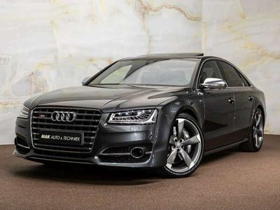 tweedehands Audi S8 plus 4.0 TFSI Quattro, ABT power, ceramic, schuifd