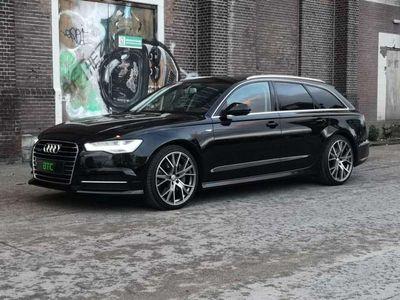 tweedehands Audi A6 Avant 3.0TDI 272PK QUATTRO S-LINE LUCHTVERING LED