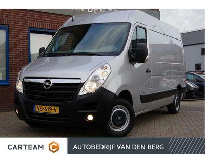 tweedehands Opel Movano 2.3 CDTI L2H2 3-zits Cruise Control Navi Airco Cam