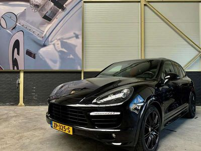 tweedehands Porsche Cayenne Turbo S 4.8