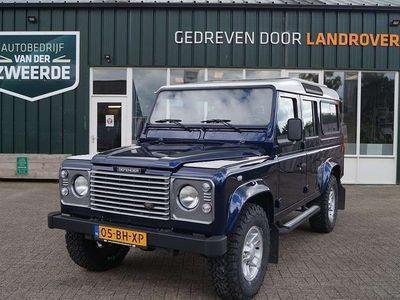 tweedehands Land Rover Defender 110 Td5 Station Wagon Youngtimer Xtech