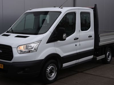 tweedehands Ford Transit 2.2 TDCI 310 DC 7 pers. Pick-Up