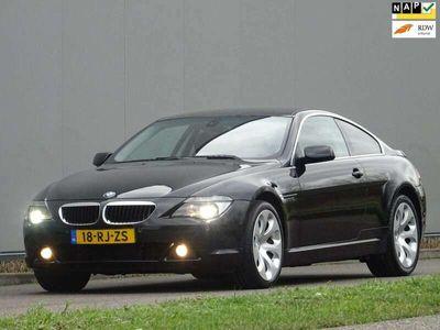 tweedehands BMW 645 645 Ci S High Exe Sport / Dealer-oh / NL-Auto /
