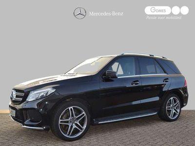 tweedehands Mercedes GLE400 4MATIC AMG Sport Edition