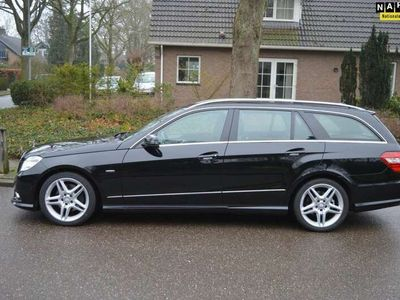 tweedehands Mercedes E300 Estate CDI Edition Sport AMG elec-haak/elec-klep
