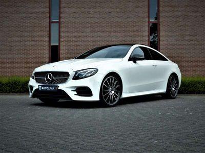 tweedehands Mercedes E300 Coupé 9G-Tronic AMG Night Widescreen Panorama