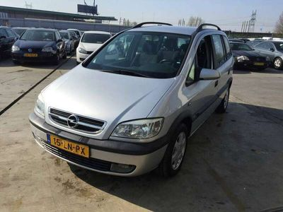 tweedehands Opel Zafira 2.2 16V